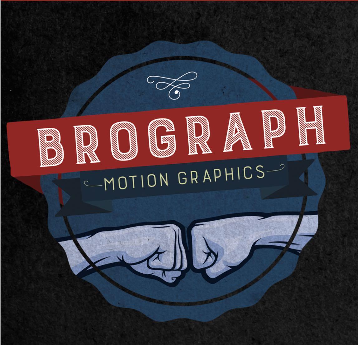 Brograph Dave Koss Graphic Animator